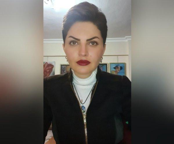 Kurdish activist Ferzane Celalî