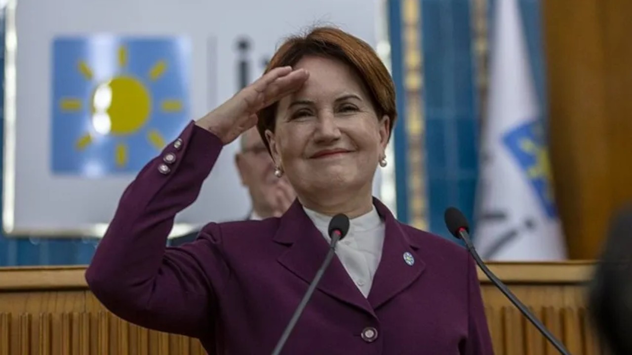 İYİ Party leader Akşener signals no opposition to HDP's closure