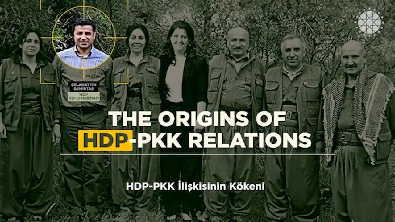 Gov't targets HDP over deaths of 13 in Iraq, tries to link it to PKK