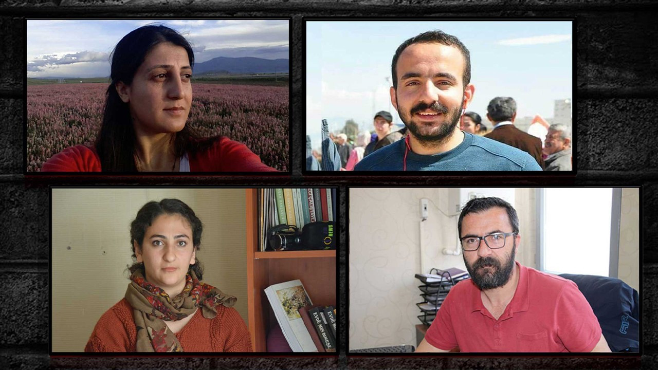 5 journalists receive identical indictments after months in detention