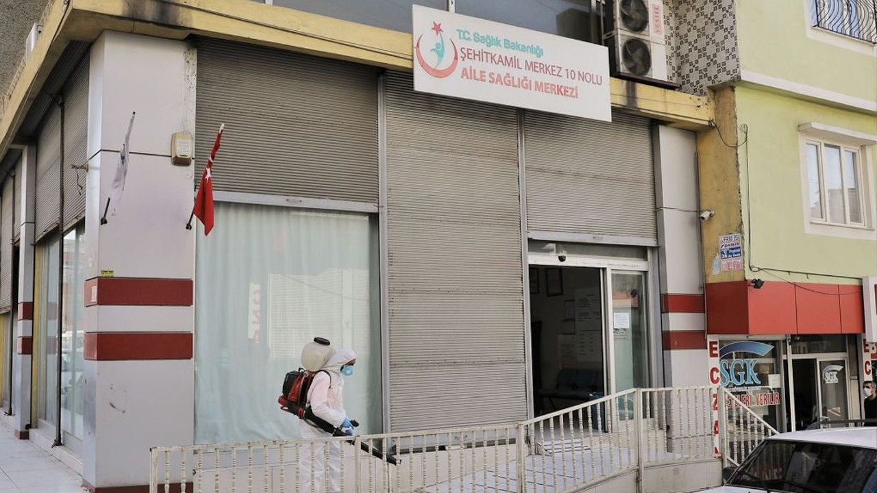 Two Turkish Health Ministry community centers put up for sale by landlords