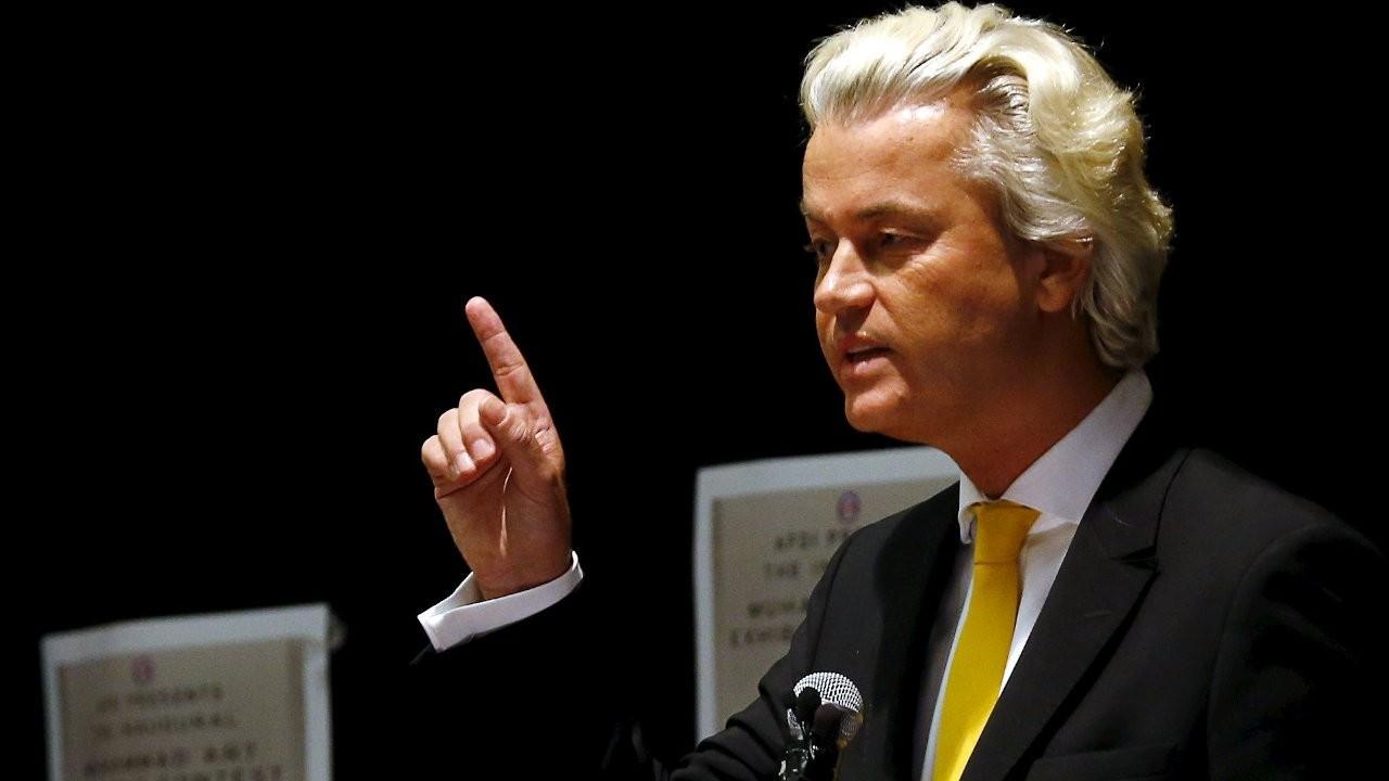 Turkey investigates Dutch politician Wilders over Erdoğan comments