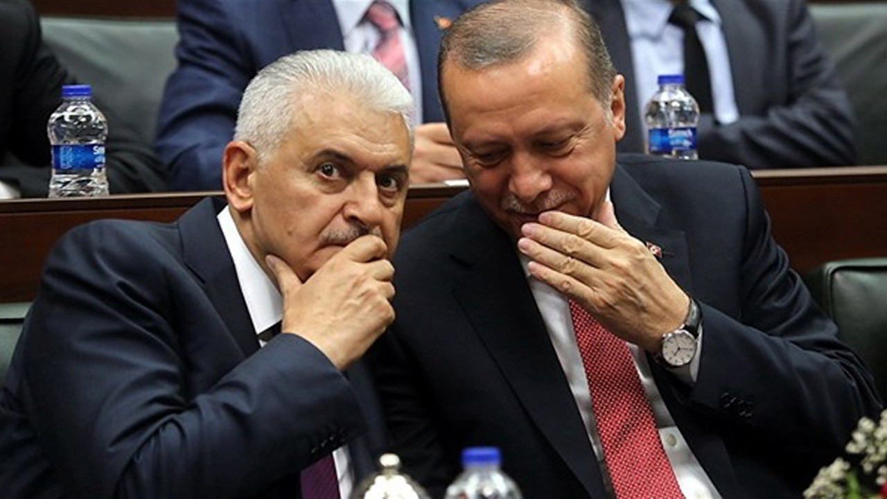 President Erdoğan repeats former PM's 2017 speech at language event