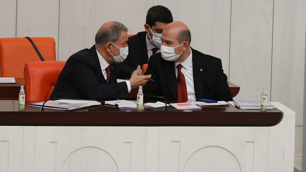 Turkish Interior Minister Soylu 'blames Defense Minister Akar for failed rescue op in Iraq'