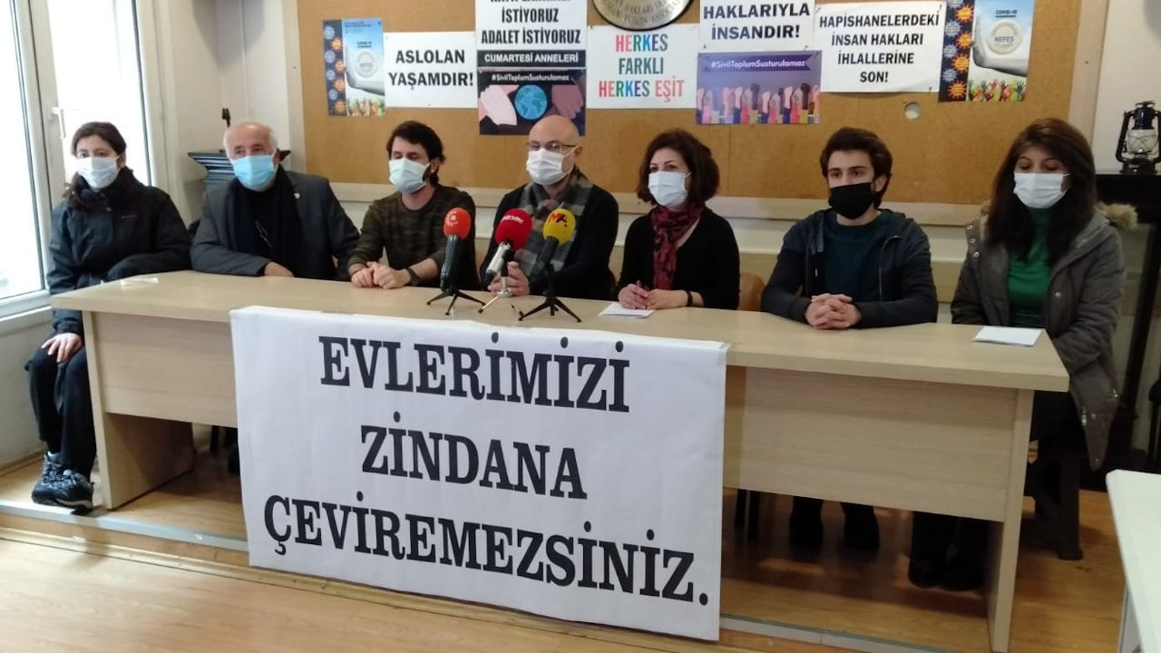 Houses of HDP members 'turned to prisons'