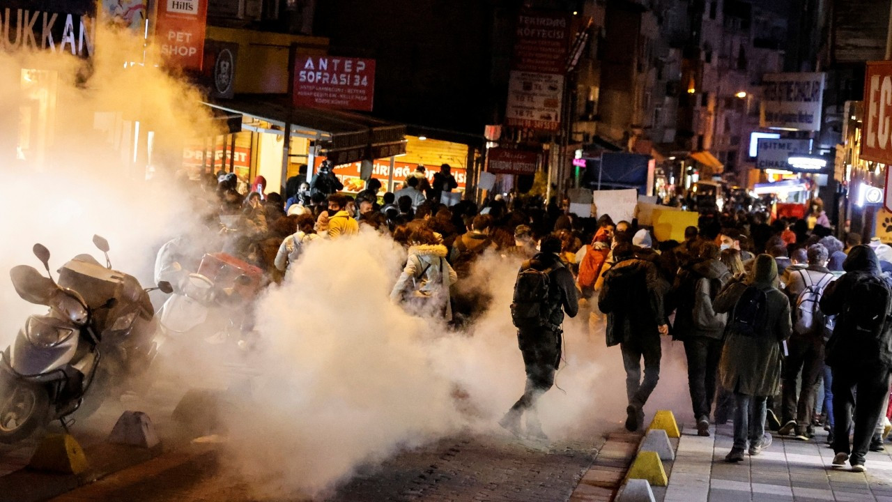 Erdoğan encouraged police to respond harshly to Boğaziçi protests: HRW