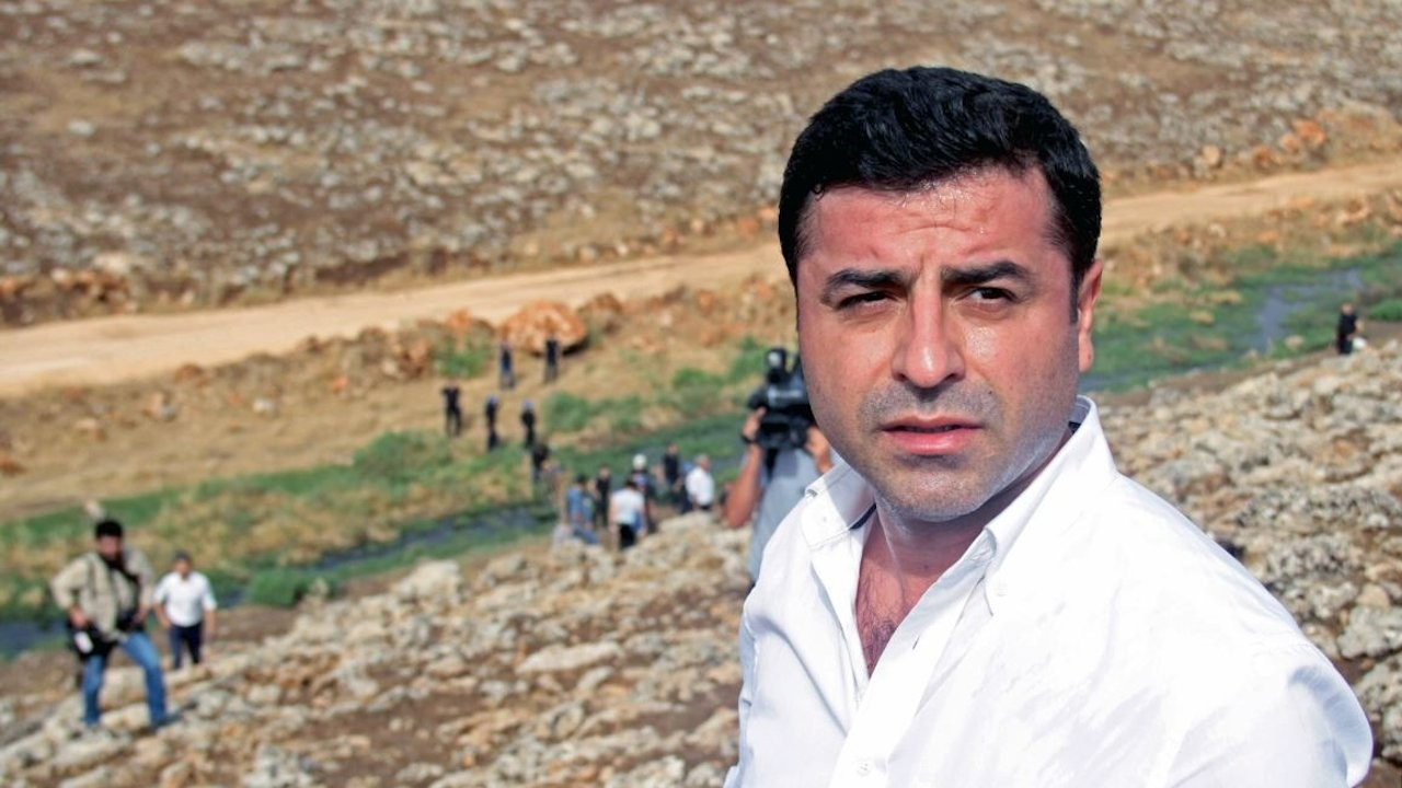 We need to secure peace by opposing guns, violence and war: Demirtaş