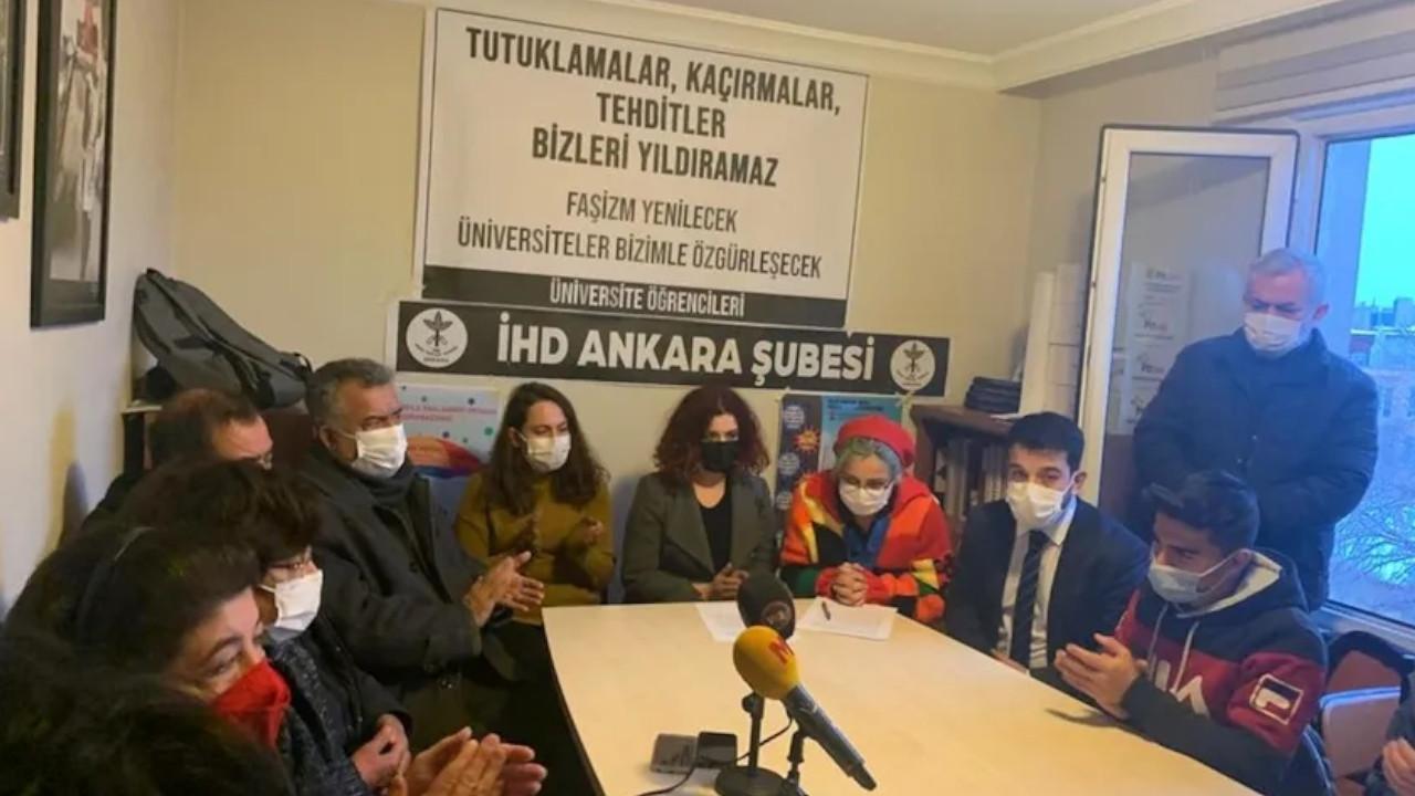 Kidnapped students in Ankara