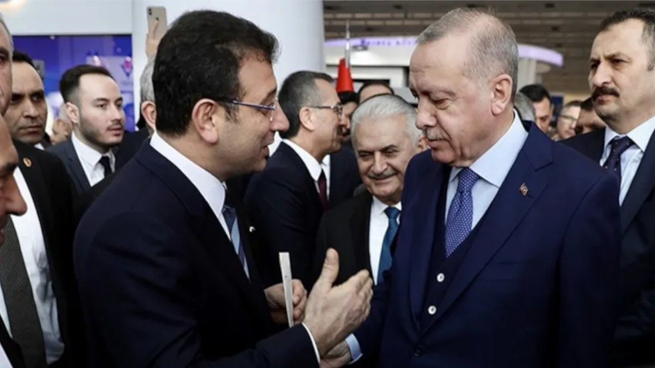 Istanbul Mayor İmamoğlu said to have conveyed two demands to Erdoğan at funeral