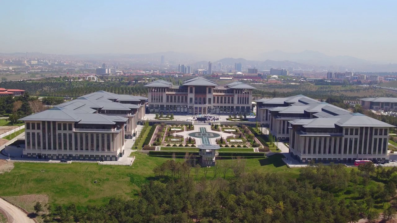 Top Turkish court condemns presidential palace on Atatürk Forest Farm