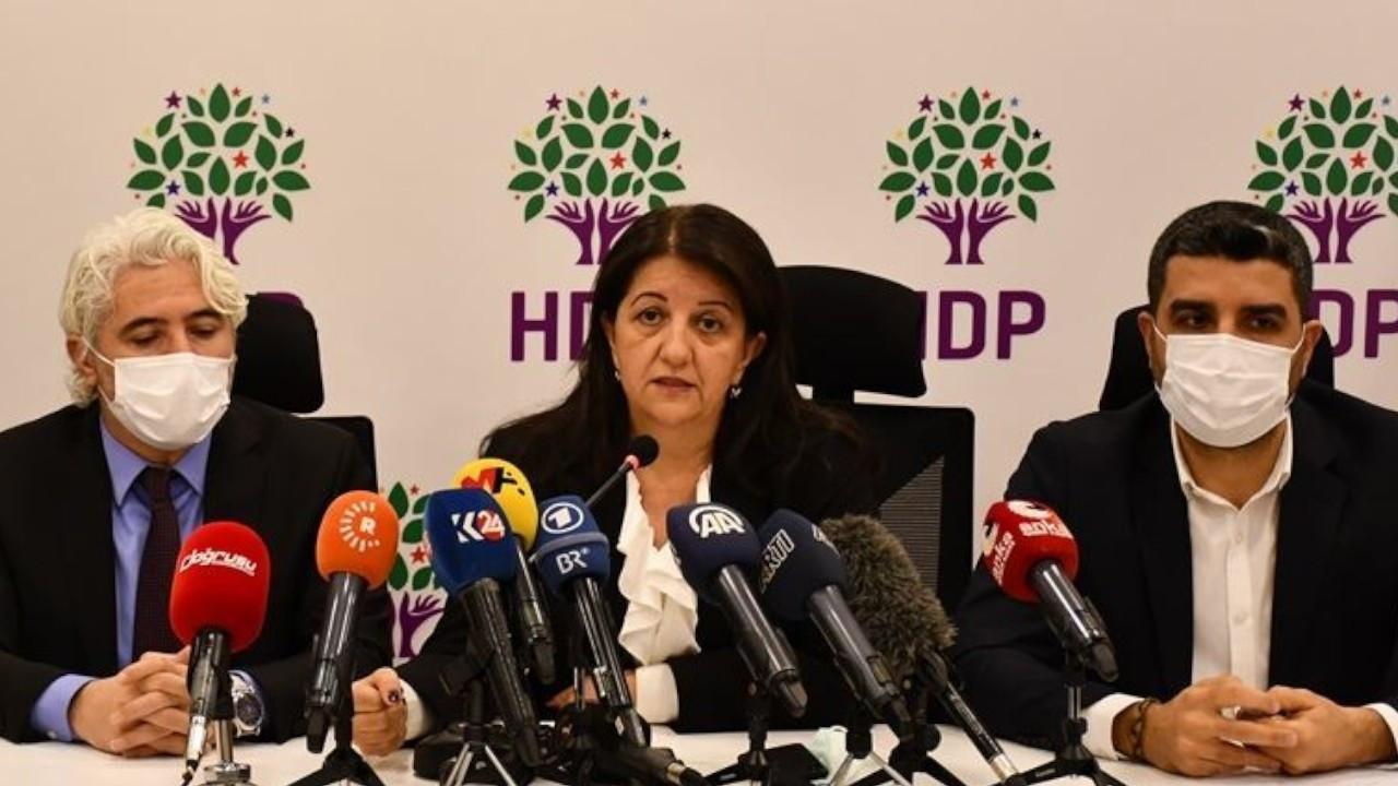 Turkey seeking to lift immunity of 9 HDP MPs over Kobane investigation