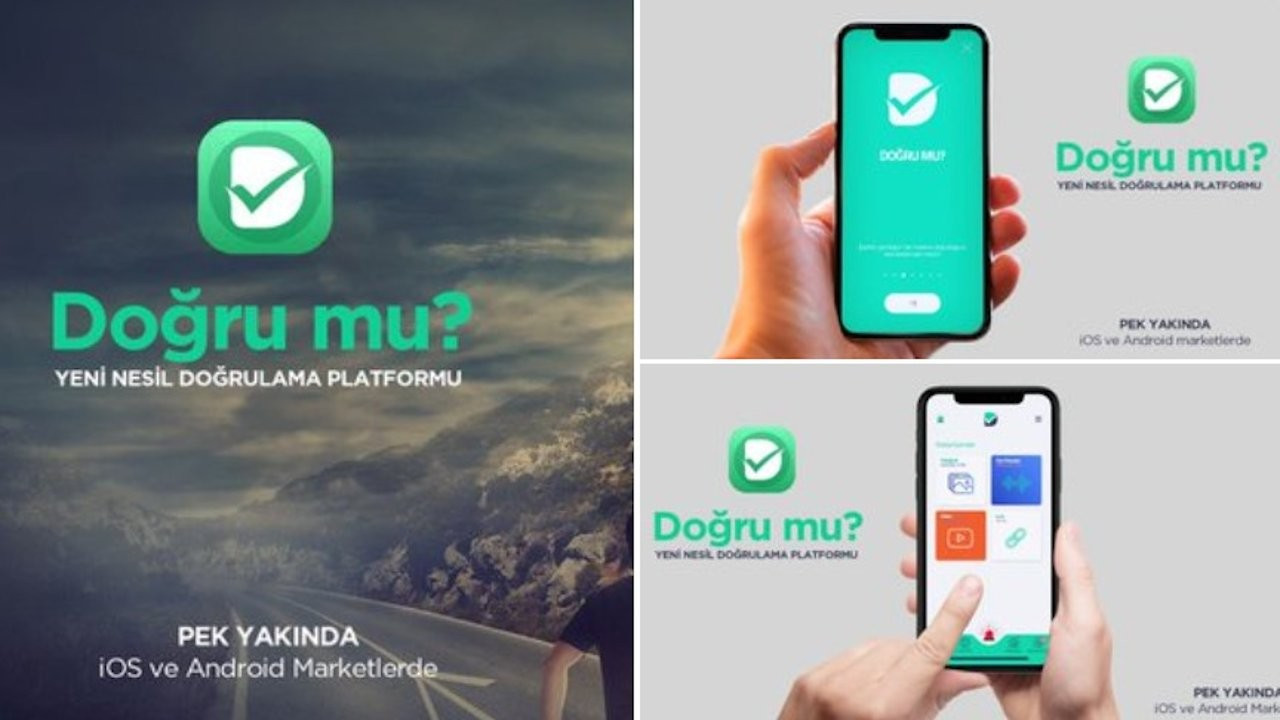 Turkish presidency to launch fact-checking app 'to counter social media lies'
