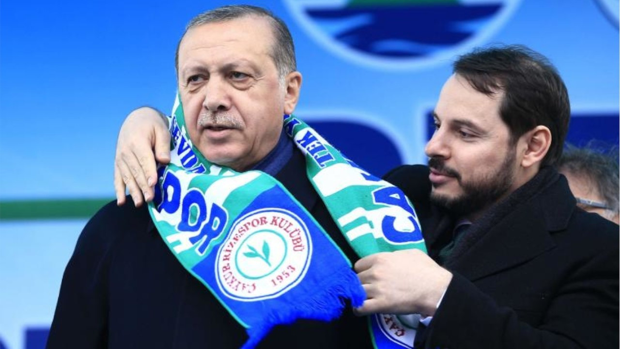 Erdoğan comes to Albayrak's defense, says his title of 'son-in-law' overshadowed his success