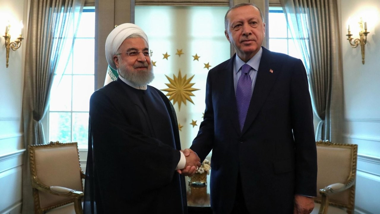 Erdoğan tells Rouhani he sees window of opportunity for Iran, US on sanctions