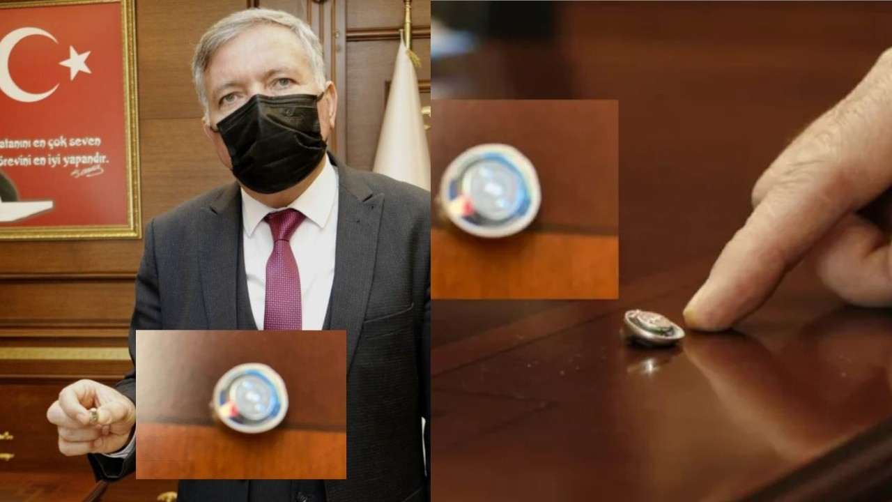 Bugging device found in main opposition CHP mayor's office
