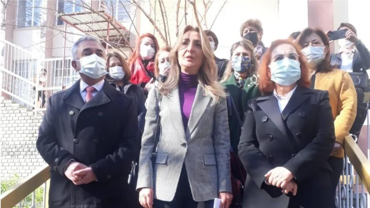 CHP Aydın women's branch president gets jail term in 'Las Tesis' case