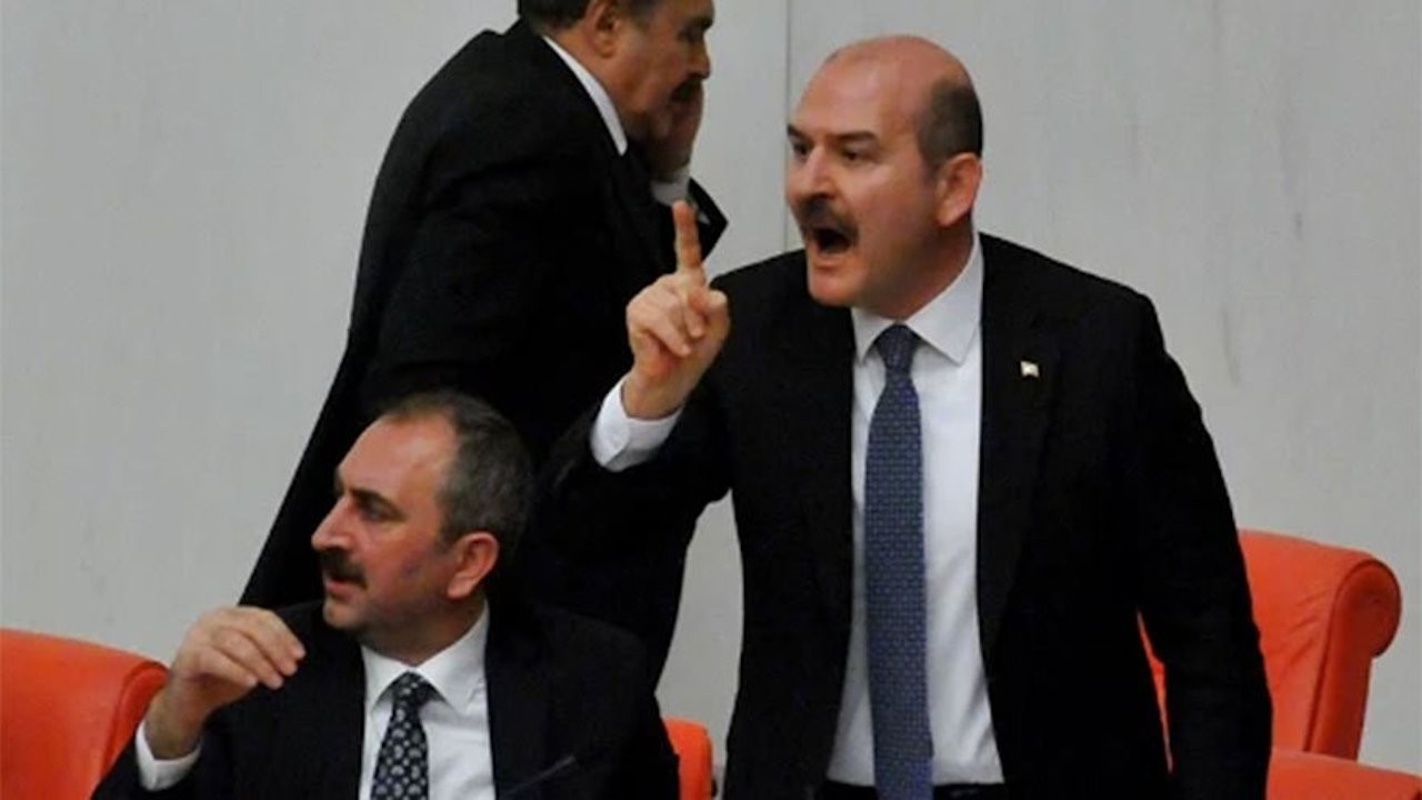 Man detained for 'insulting' Soylu to attend anger management seminars