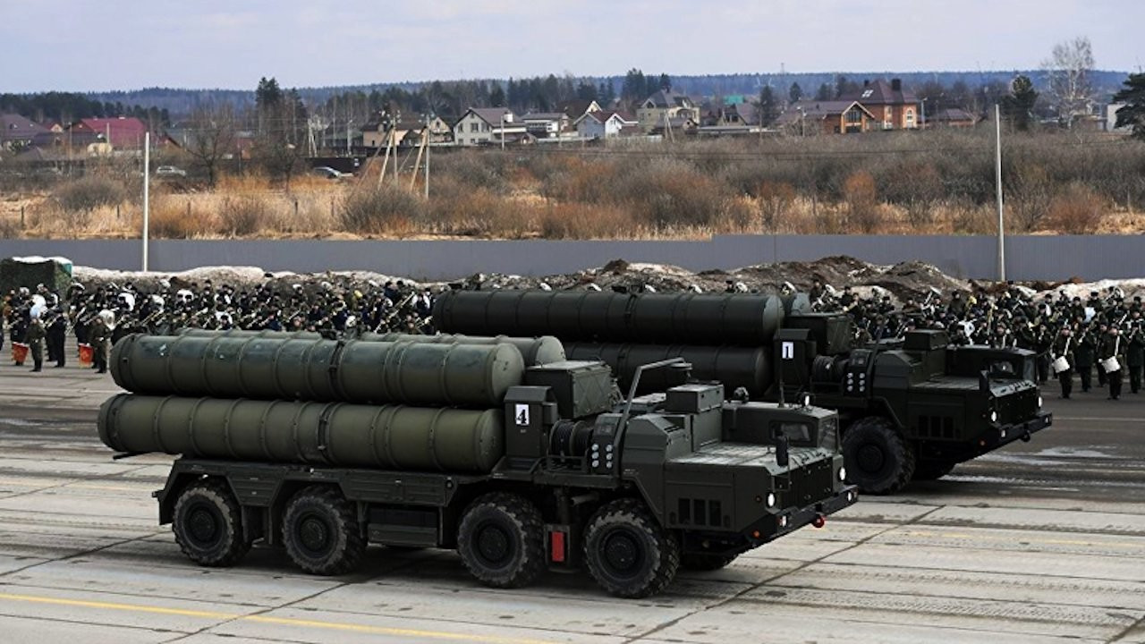Turkey 'ensures NATO's security with its S-400 systems'