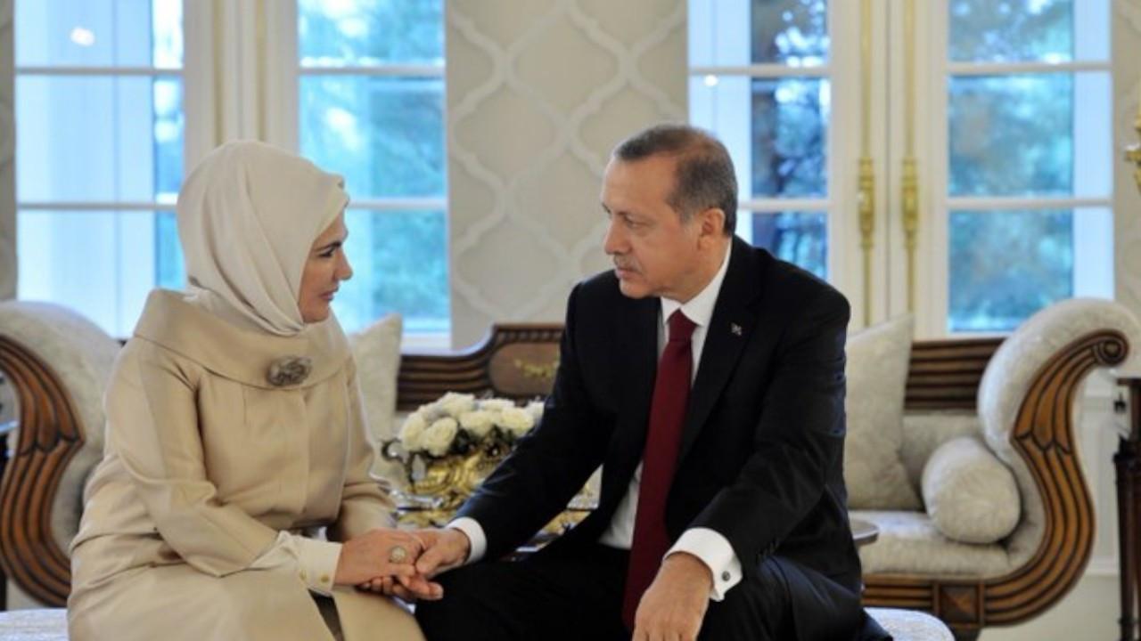 Turkey's first lady and ruling AKP celebrate Erdoğan's 67th birthday on social media