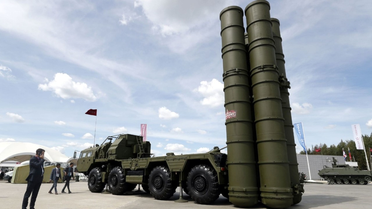 S-400s would be used only when 'needed,' says Turkish defense minister