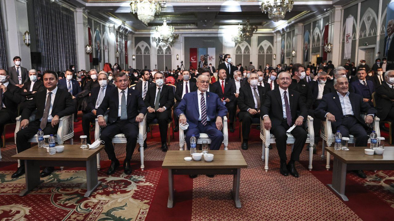 In rare occurrence, party leaders unite in commemorating former Islamist PM Erbakan - Page 3