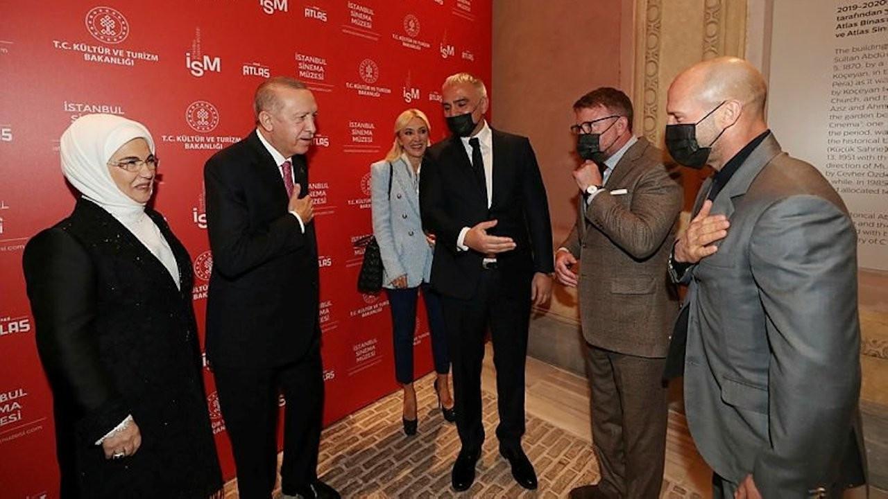 Hollywood stars, including Jason Statham, celebrate Erdoğan's birthday