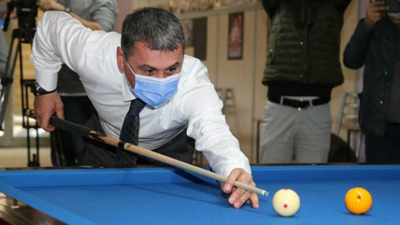 MHP municipality spends millions of liras to construct pool hall
