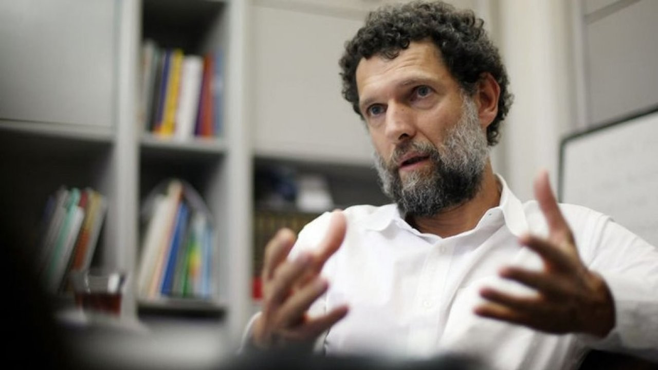 Rights groups urge Council Of Europe to act in Osman Kavala's case