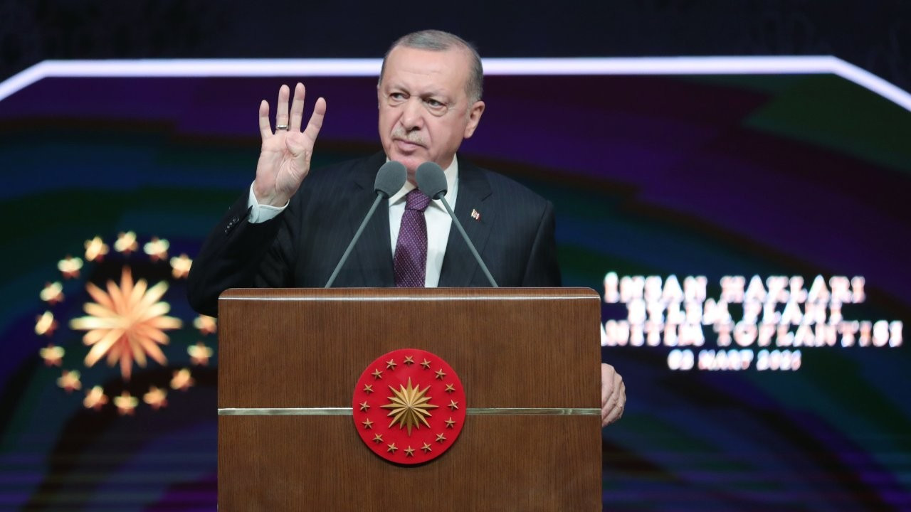 Erdoğan vows to strengthen human rights in new gov't plan