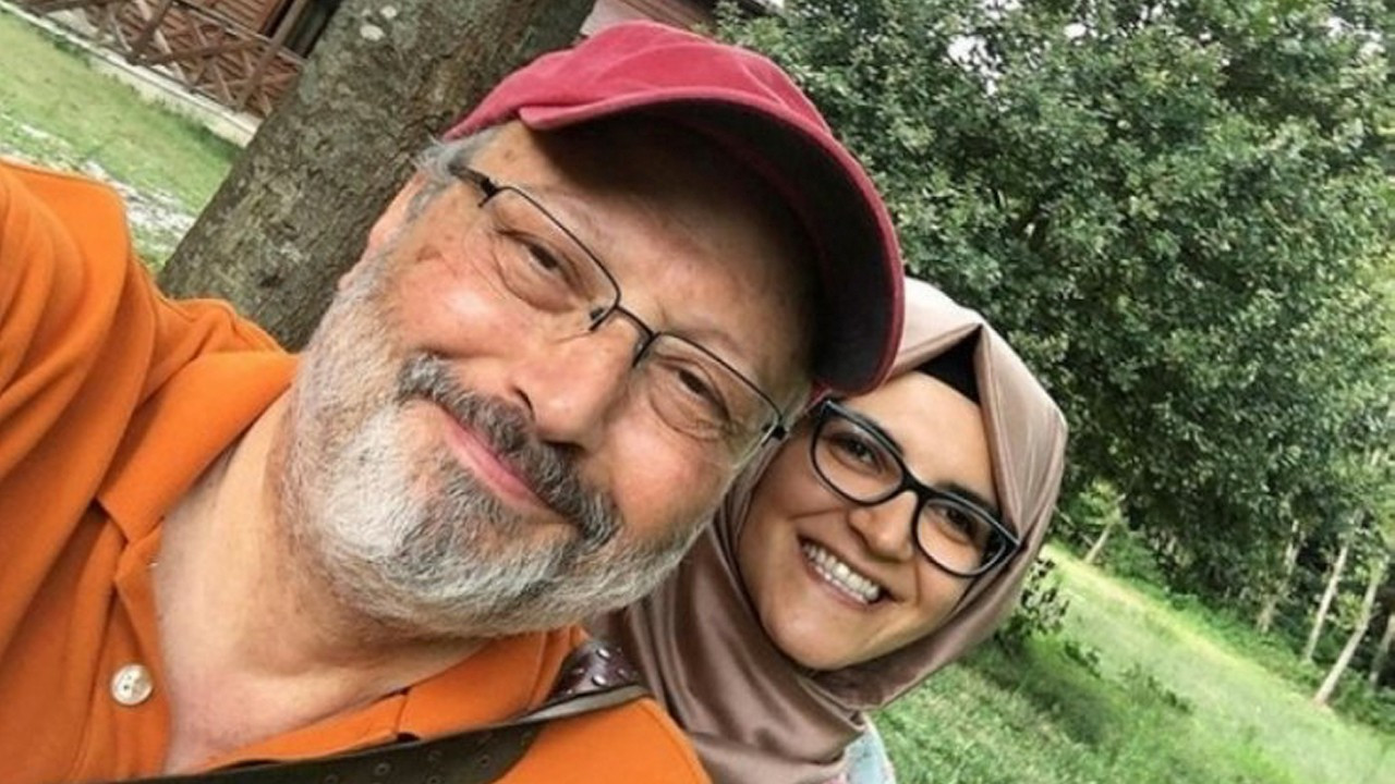Khashoggi's fiance wants 'punishment' for prince following US report