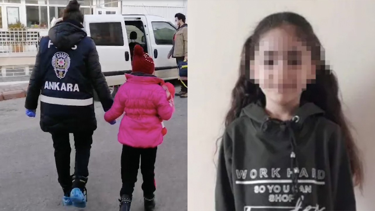 Yazidi child rescued from ISIS in Ankara after spotted on deep web 'slave market'