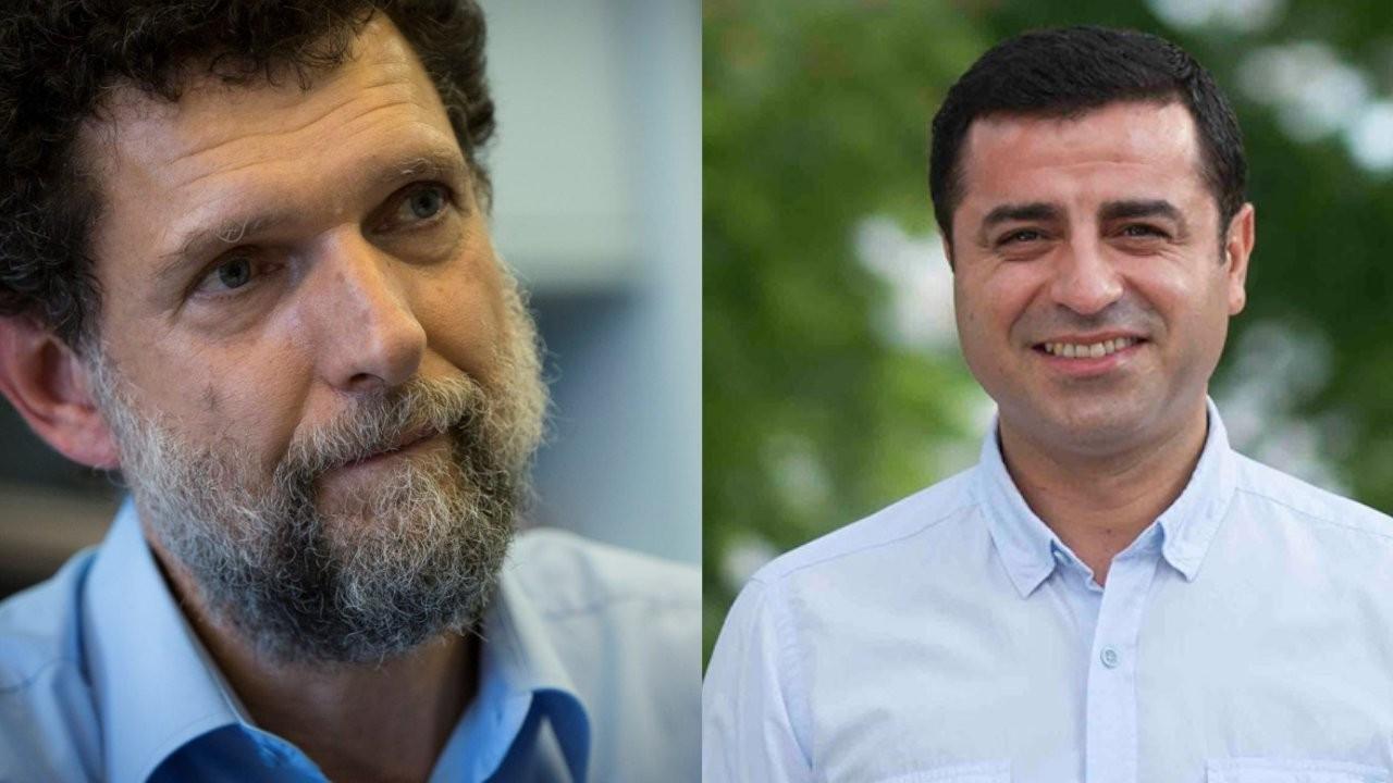 Germany calls on Turkey to release Selahattin Demirtaş, Osman Kavala