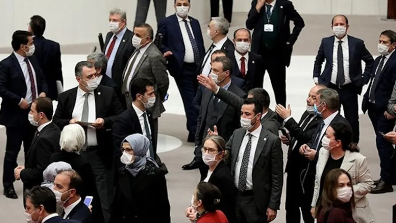 AKP, MHP lawmakers vote down proposal to hold discussion on ECHR rulings in parliament