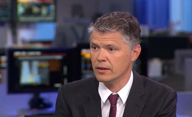 Economist Charles Robertson