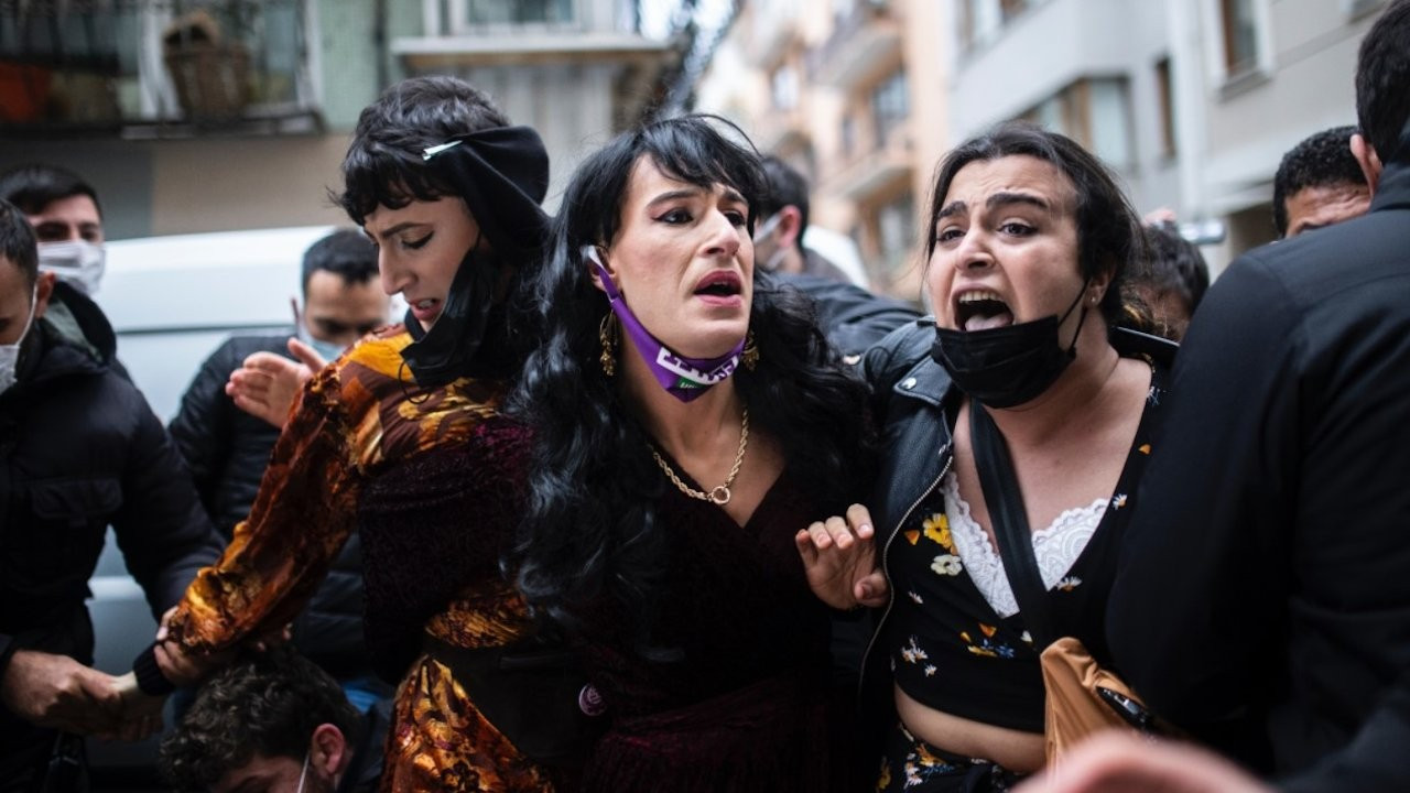 Turkish gov't says it won't allow 'homosexuality propaganda,' as police detain LGBT activists
