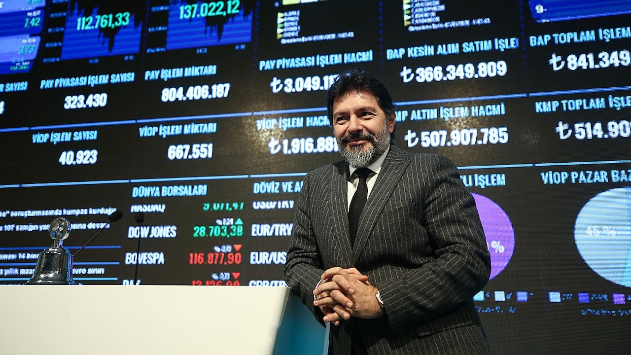 Borsa Istanbul CEO Hakan Atilla set to leave post this month