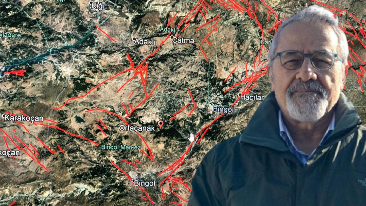 Veteran seismologist warns of at least magnitude 7 earthquake for eastern Bingöl