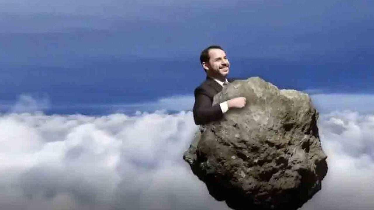 Opposition depicts Albayrak as meteor after Erdoğan's 'rock' metaphor