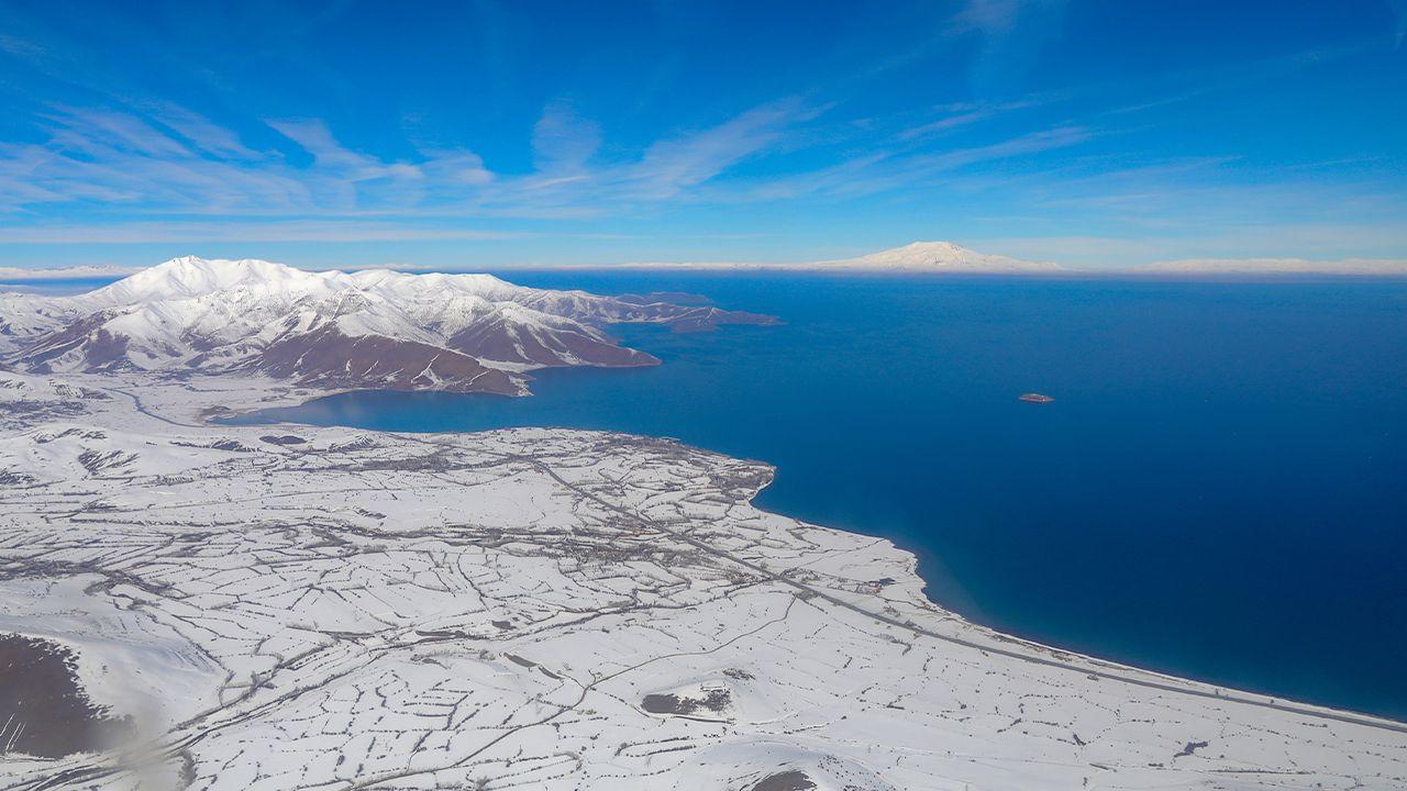 Satellite image of Turkey's Lake Van among favorites in NASA photo competition - Page 3