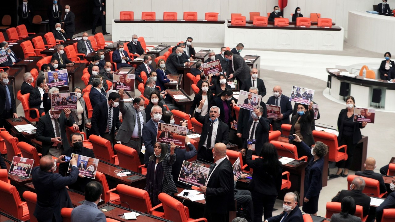 Turkish opposition, leading MEPs condemn expulsion of HDP MP Gergerlioğlu from parliament