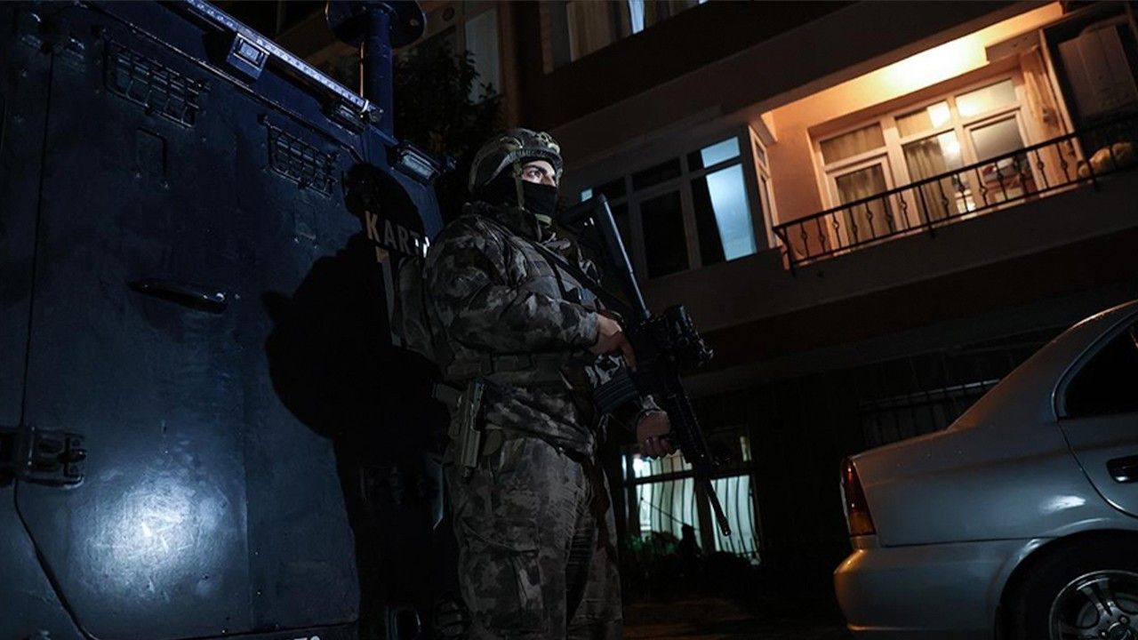Police detain 8 foreign nationals in anti-ISIS op in Istanbul