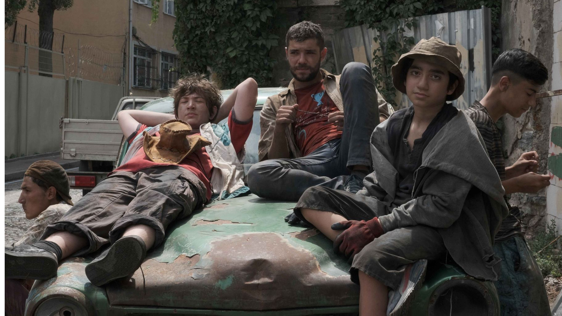Netflix film sheds light on Istanbul's street collectors