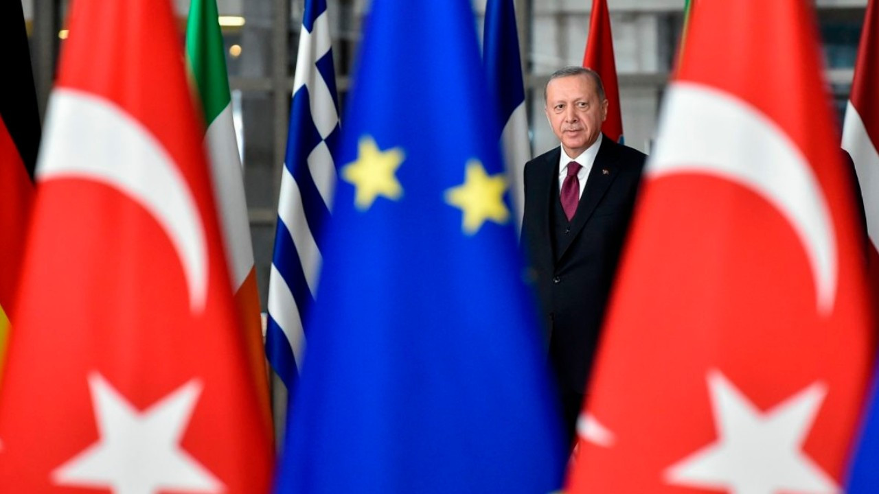 EU 'deeply concerned' over Turkish move to close HDP