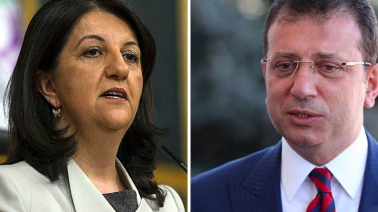 Istanbul mayor celebrates HDP co-chair's Newroz: We will weave democracy together
