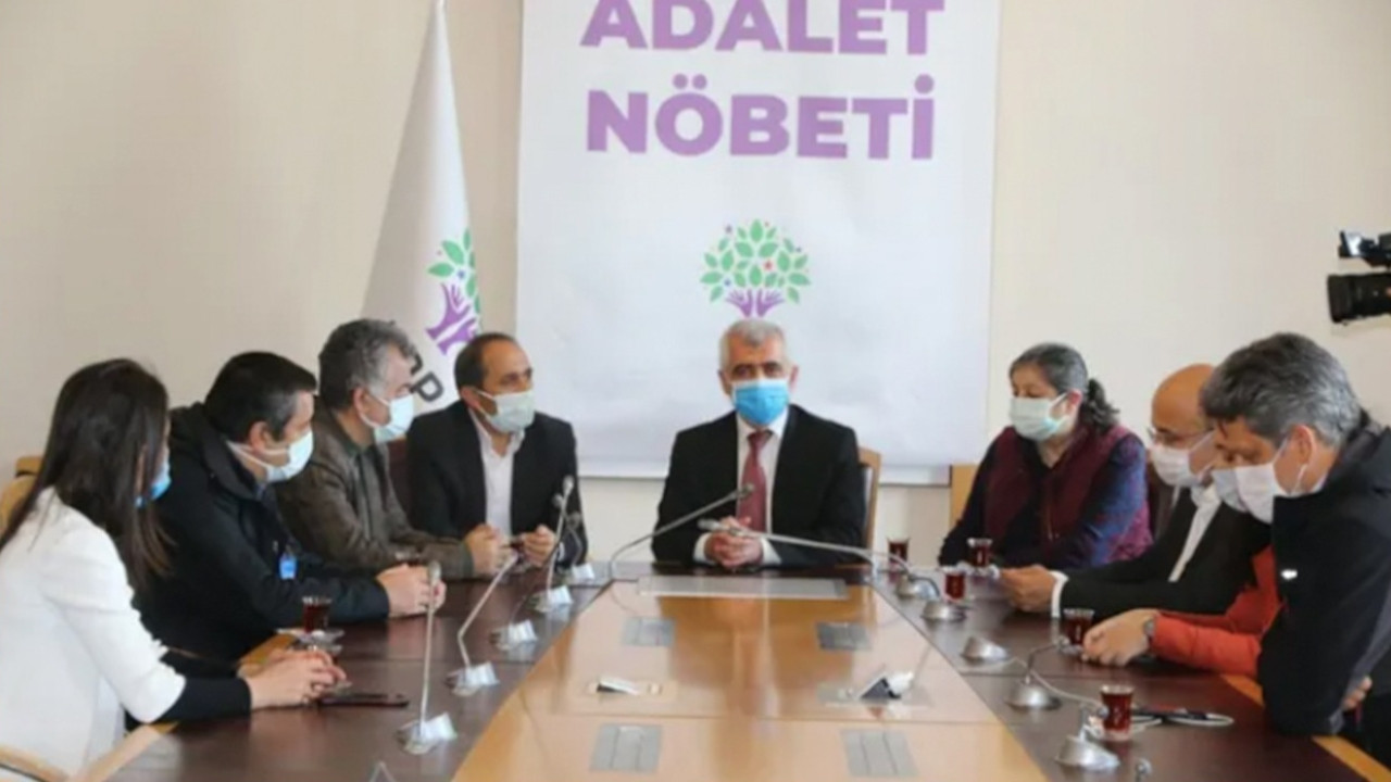 HDP deputy Gergerlioğlu continues resistance against expulsion from parliament