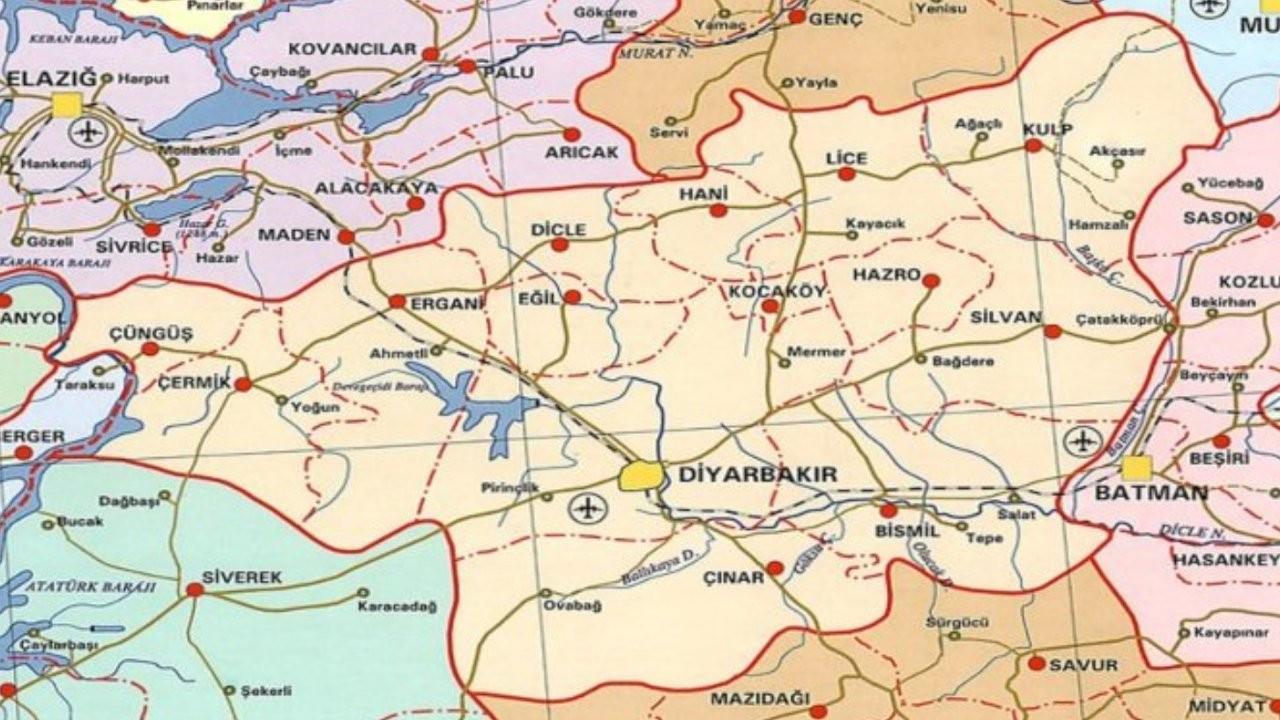 Erdoğan changes 4 provincial borders 'as part of gerrymandering'