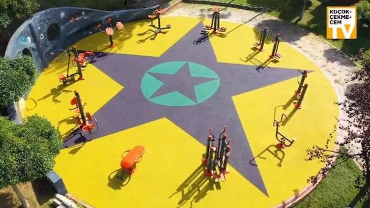 Istanbul municipal officials face 5 years in jail over playpen tiles 'resembling PKK flag'