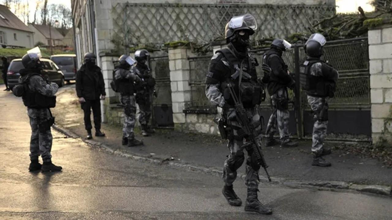 French police raid Kurdish associations ahead of TV program on Erdoğan