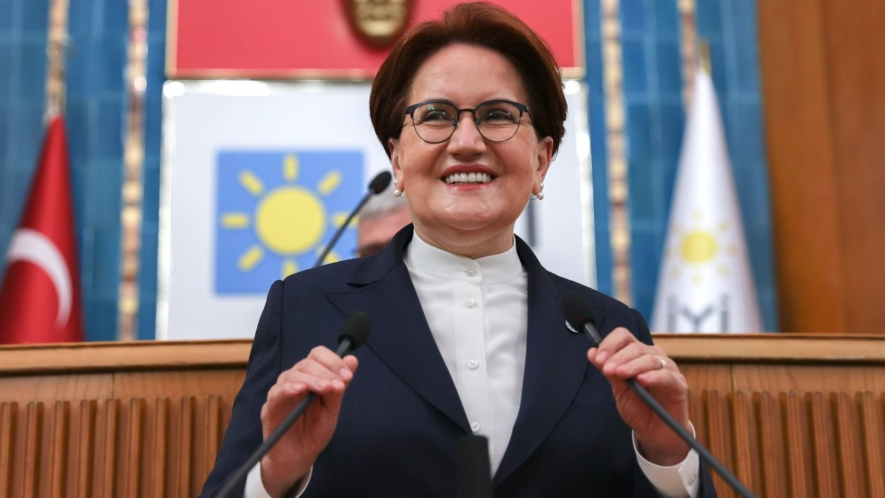 Turkey's problem is macro-Erdoğanic, not macroeconomic: Akşener