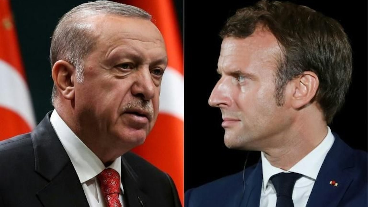 Macron says Turkey has plans to try and sway French elections